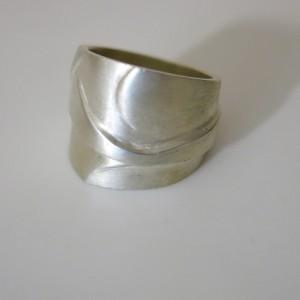 """joya de plata""""anillo-2-modelado"""""""